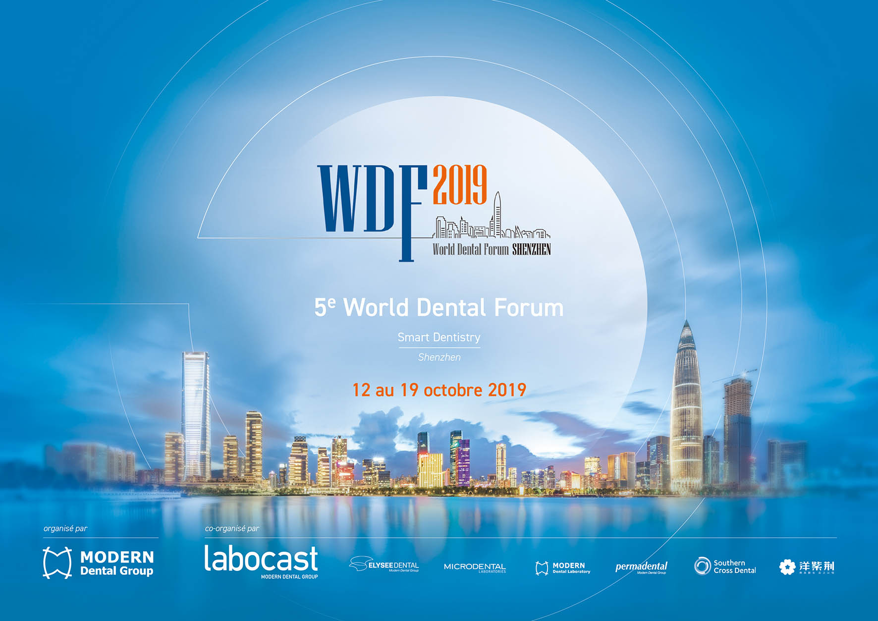 Labocast au 5ème World Dental Forum