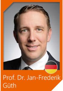 Dr Jan Frederik Güth