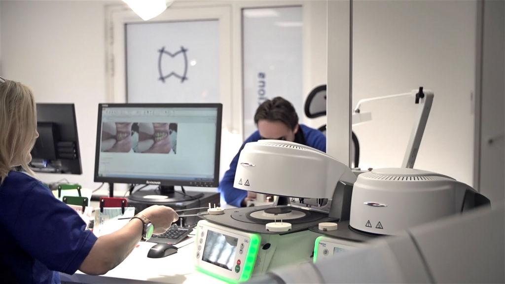 Laboratoire prothèse dentaire Labocast