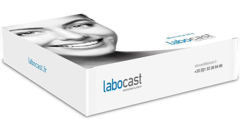 Kit de bienvenue Labocast