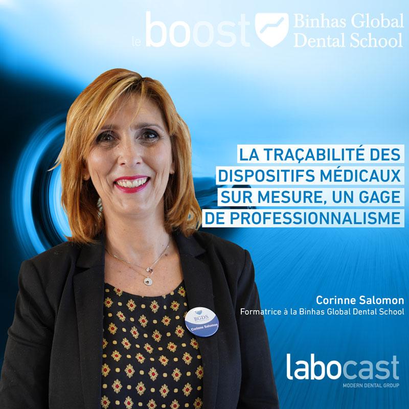 Vidéo 5 : La traçabilité des Dispositifs Médicaux Sur Mesure, un gage de professionnalisme