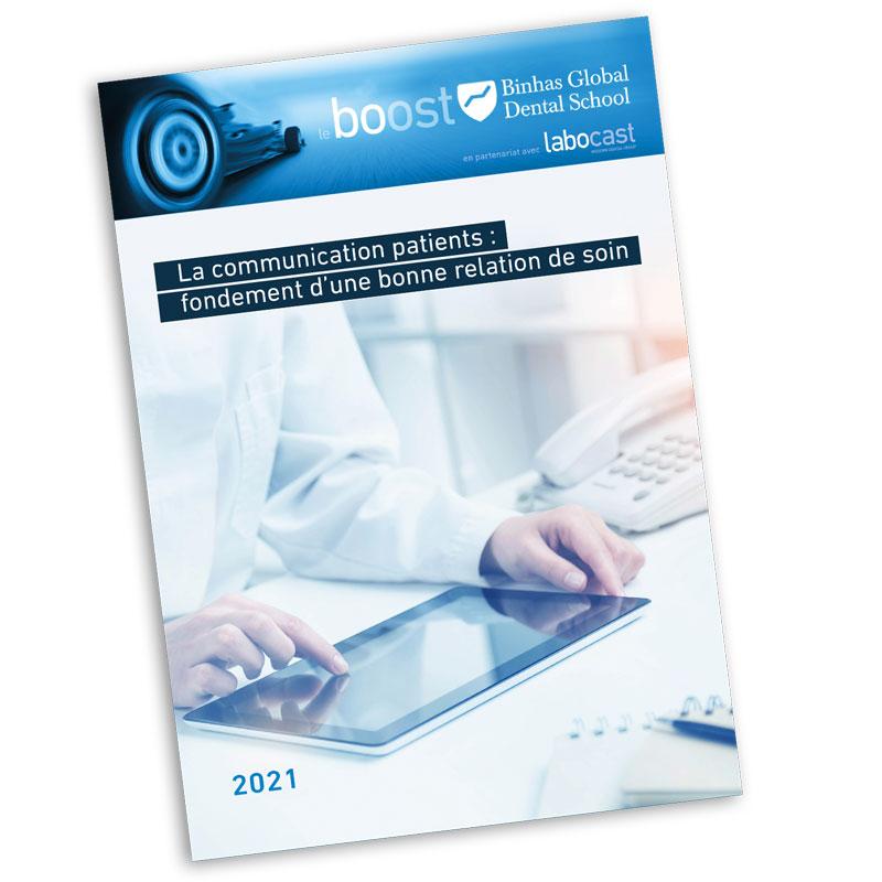 Livre Blanc 3 : La communication patients, fondement d'une bonne relation de soin